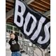 Supporterflagga BoIS